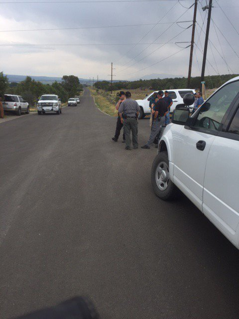 Murder investigation underway in the double homicide of two children near Norwood (35 miles west of Telluride).