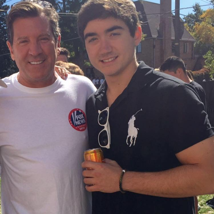 Eric Bolling announces son's death was an accidental overdose