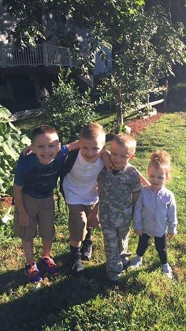 Four children from Salem, New Hampshire in possible custodial interference case.