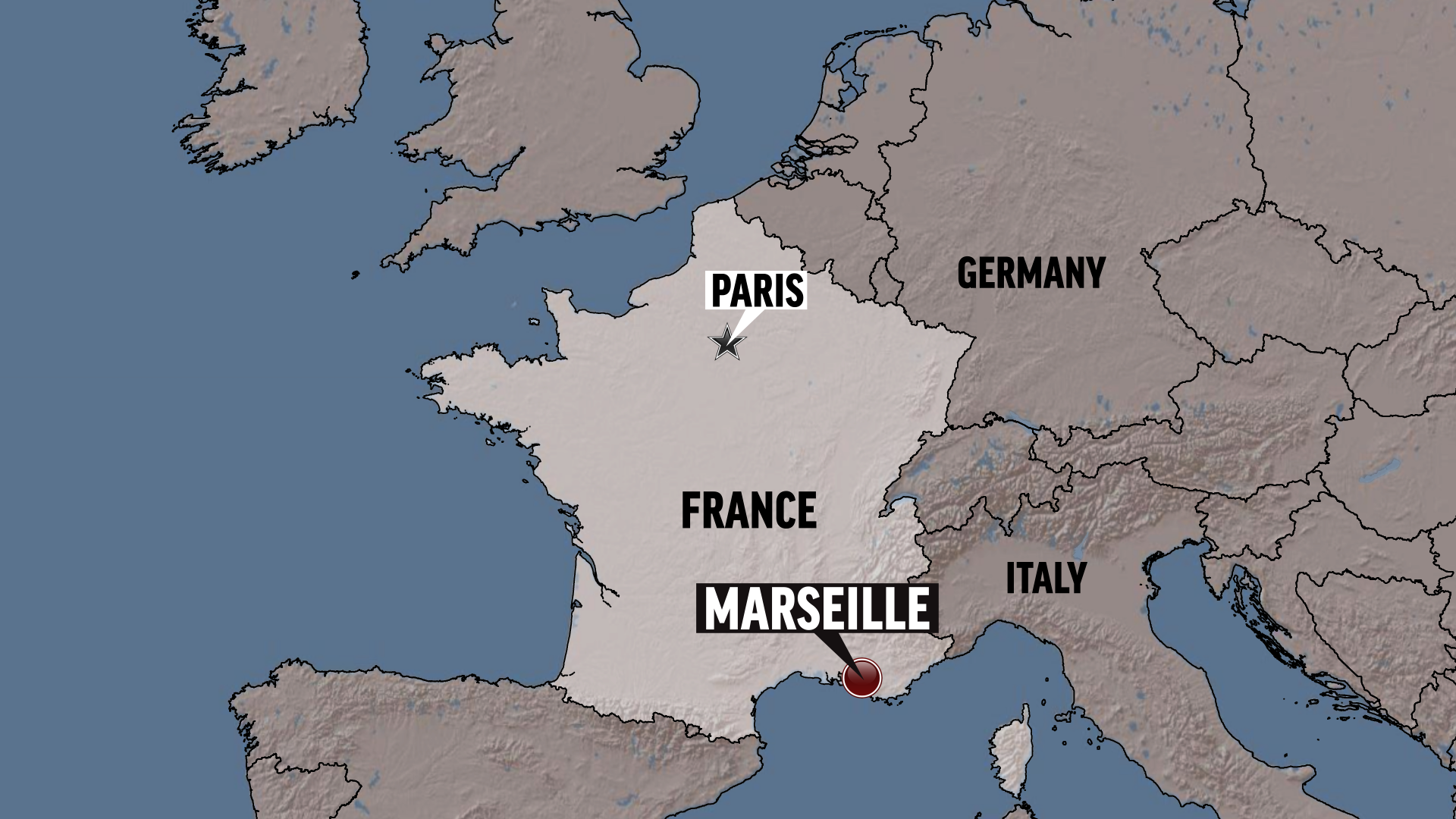 French Officials Don't Suspect Terror In Attack