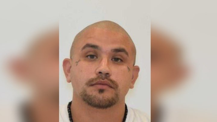 Nazzreth Michael DeLuna, arrested on multiple felony charges in Alamosa
