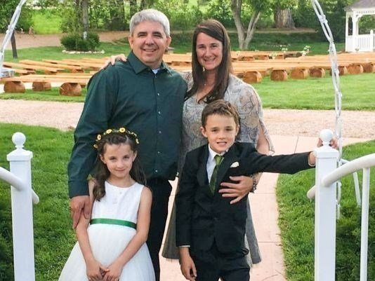 Jeff Makepeace, 47, Jennifer Makepeace, 45, Addison Makepeace, 10, and Benjamin Makepeace, 10, all of Fort Collins, Colorado, died on Friday, September 15, 2017.