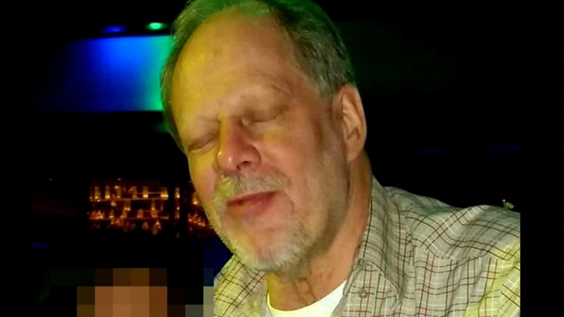 Photo of the man police say opened fire at the Mandalay Bay Hotel and Casino Sunday, 64-year-old Stephen Craig Paddock. (NBC/WESH)