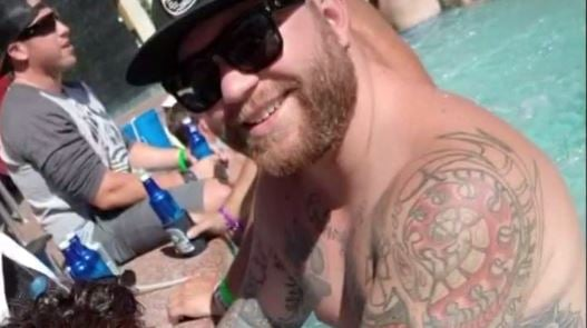 Chris Roybal, a Navy Veteran, lived in Denver and worked at Crunch Fitness in Colorado Springs.