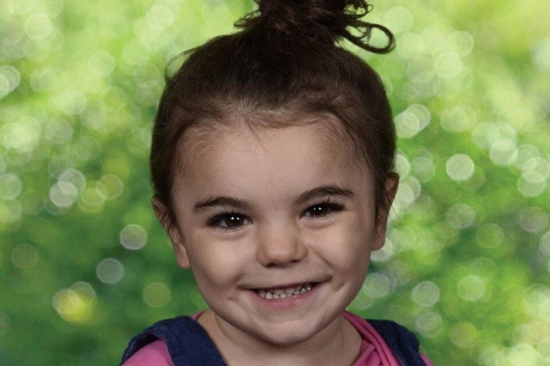 Classmates of 3-year-old Bella Ritch were informed she died on Oct. 2.