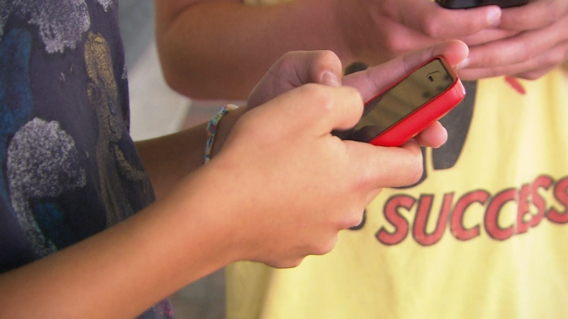 A new app designed to provide an anonymous platform for feedback among adults is gaining popularity with teens...and cyberbullies.