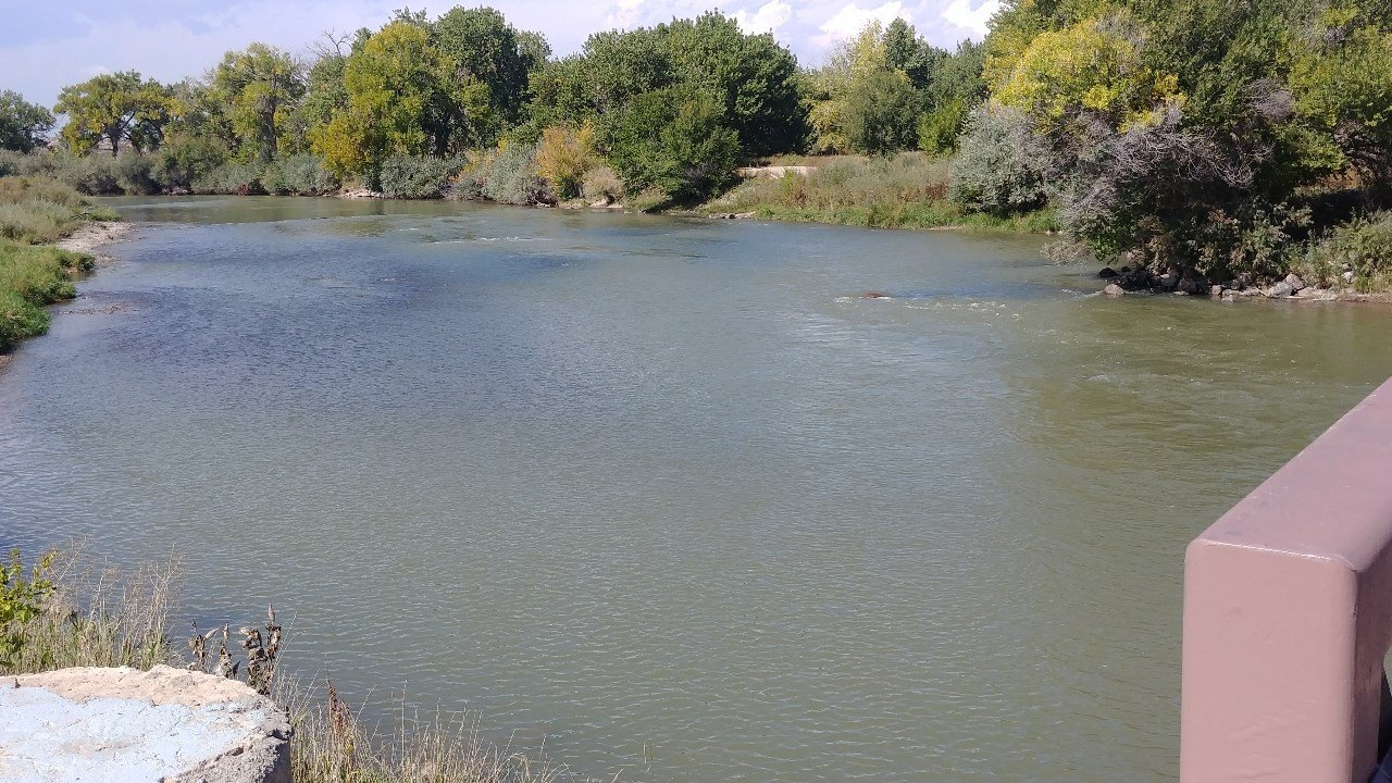 Law enforcement recovered a body found in the Arkansas River in Pueblo. (KOAA)