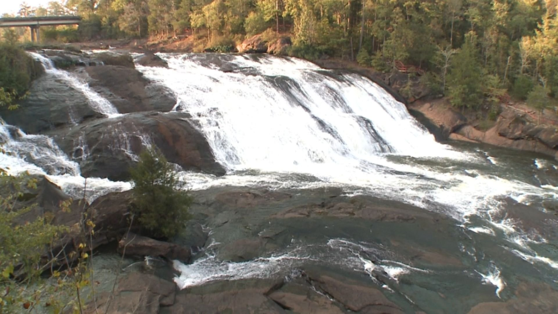 The 17-year-old rescued from Georgia's High Falls State Park after his younger brother died Tuesday is sharing his story of survival.
