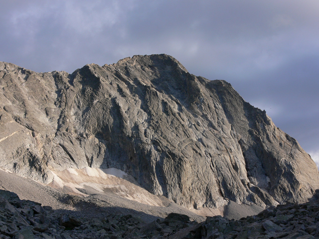 Capitol Peak in Pitkin County, Colorado