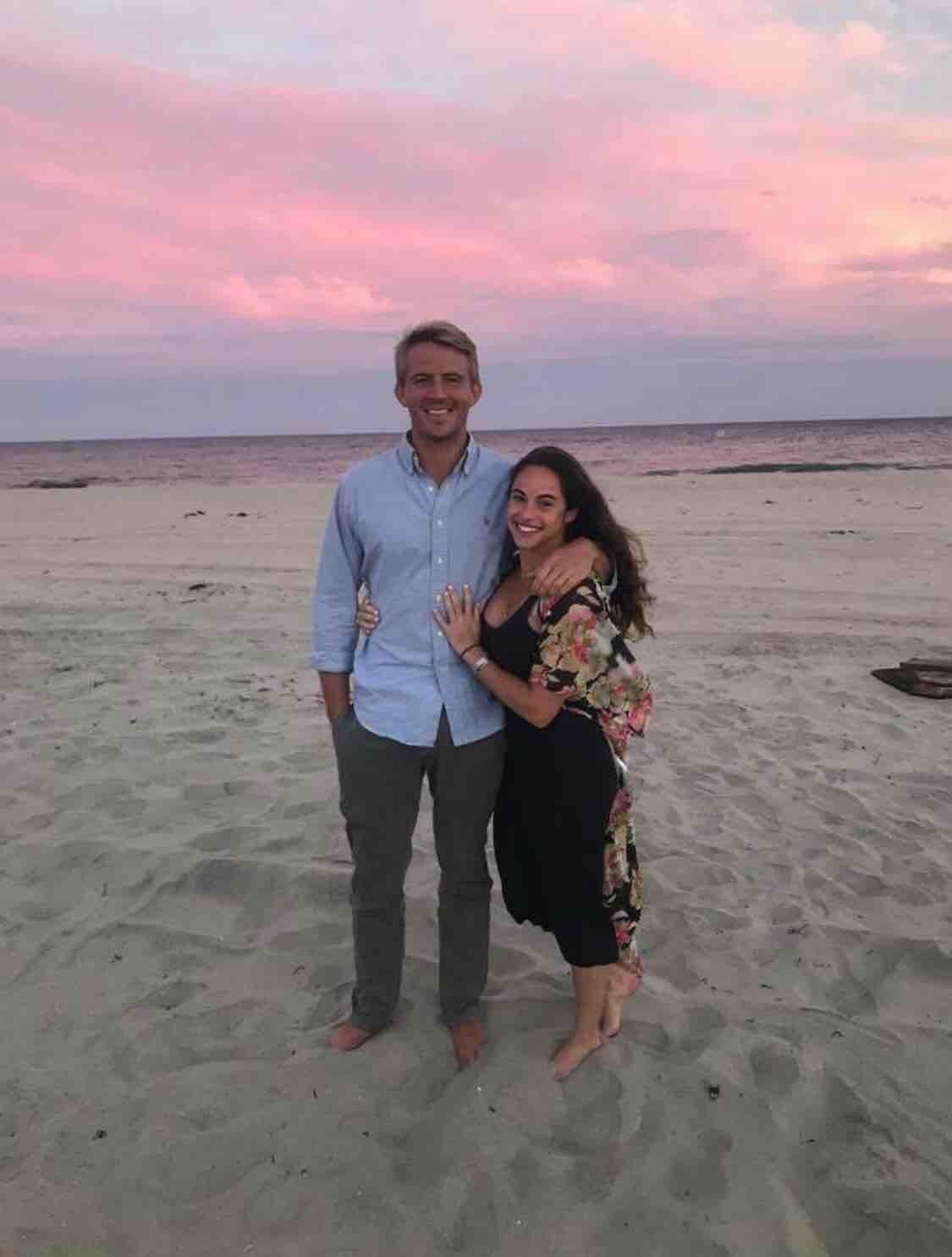 Ryan Marcil, 26, and Carlin Brightwell, 27