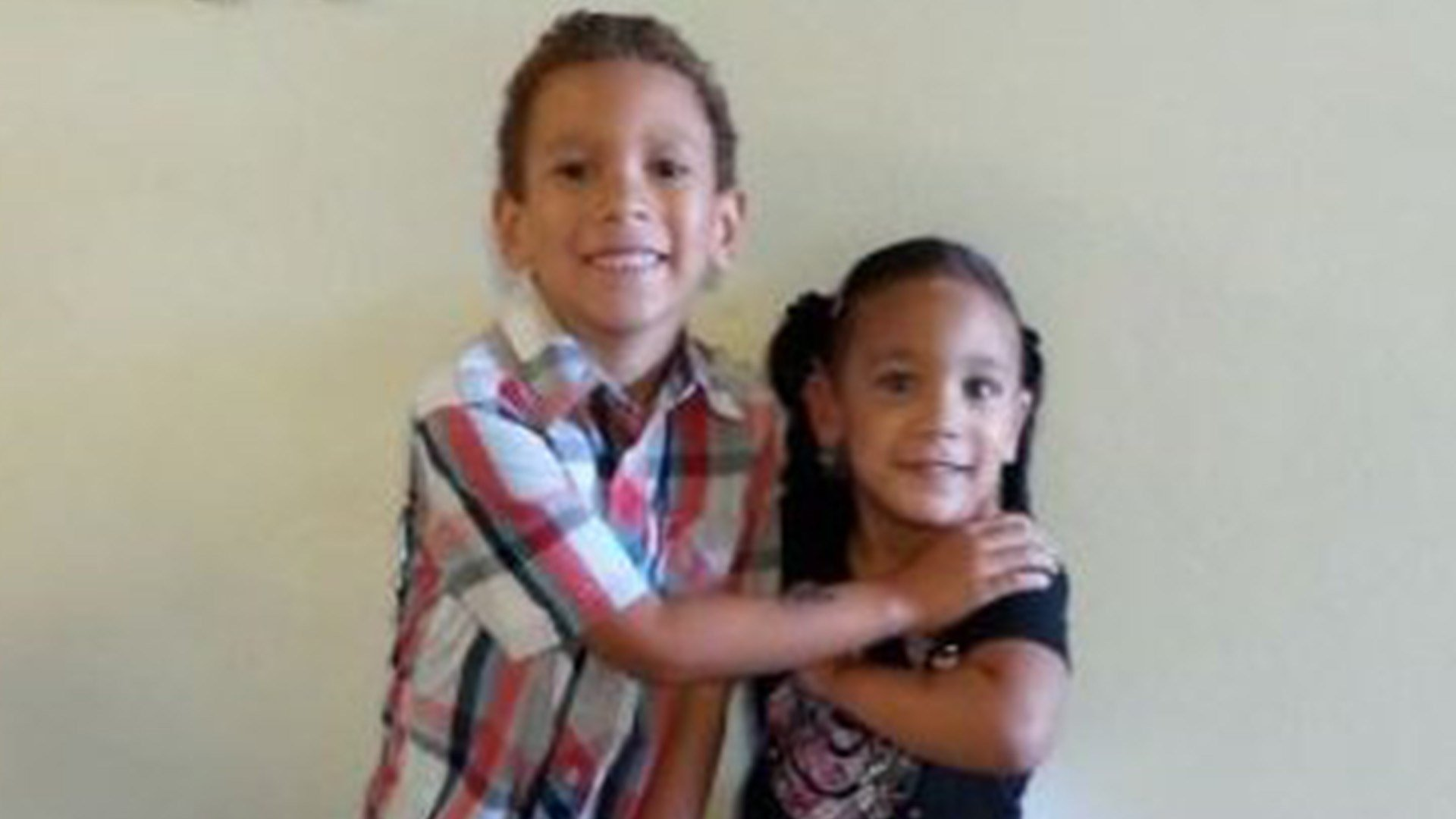 Noah and Sophia Murphy were stabbed to death in Colorado Springs.