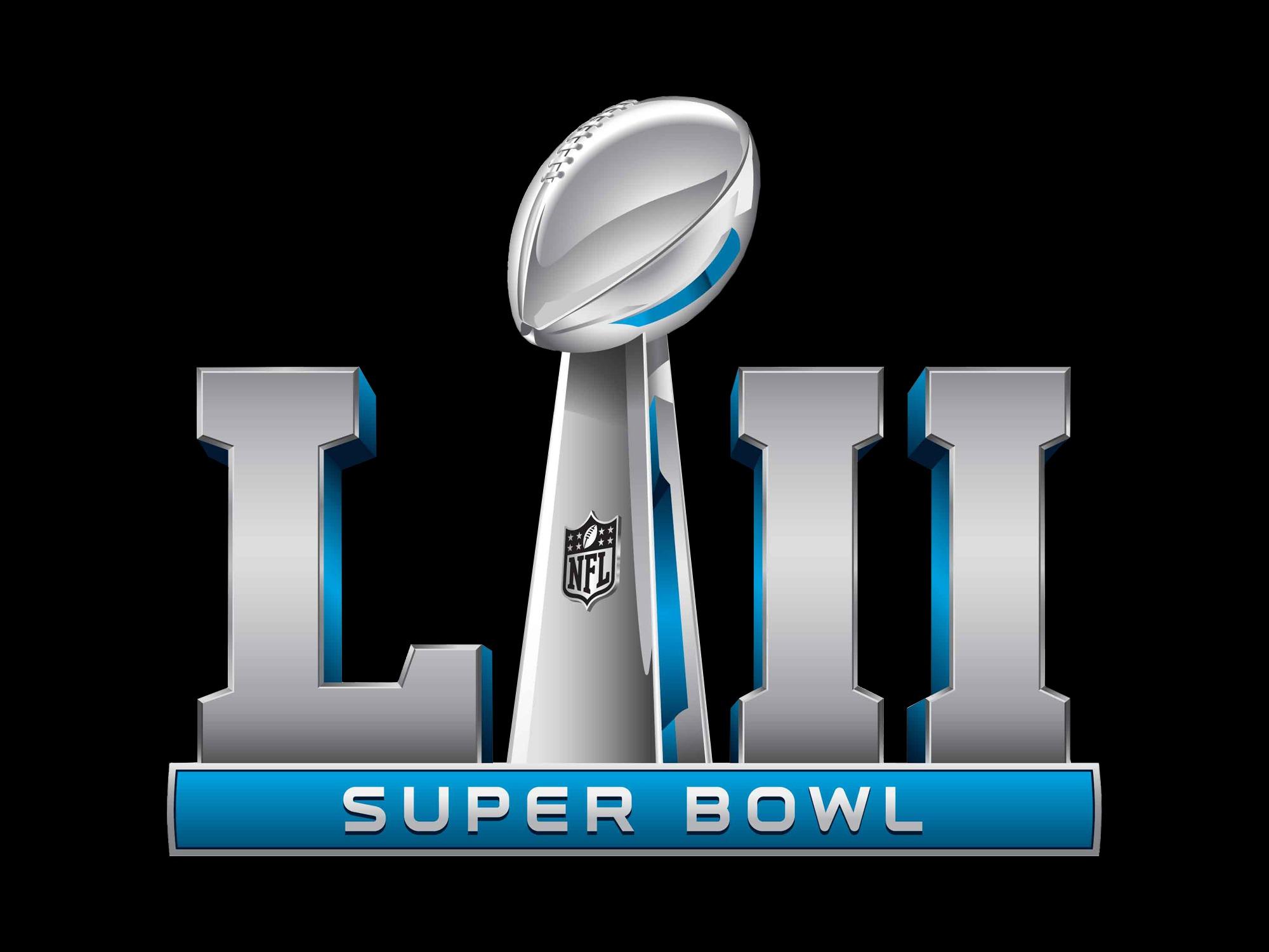 Logo for Super Bowl 52
