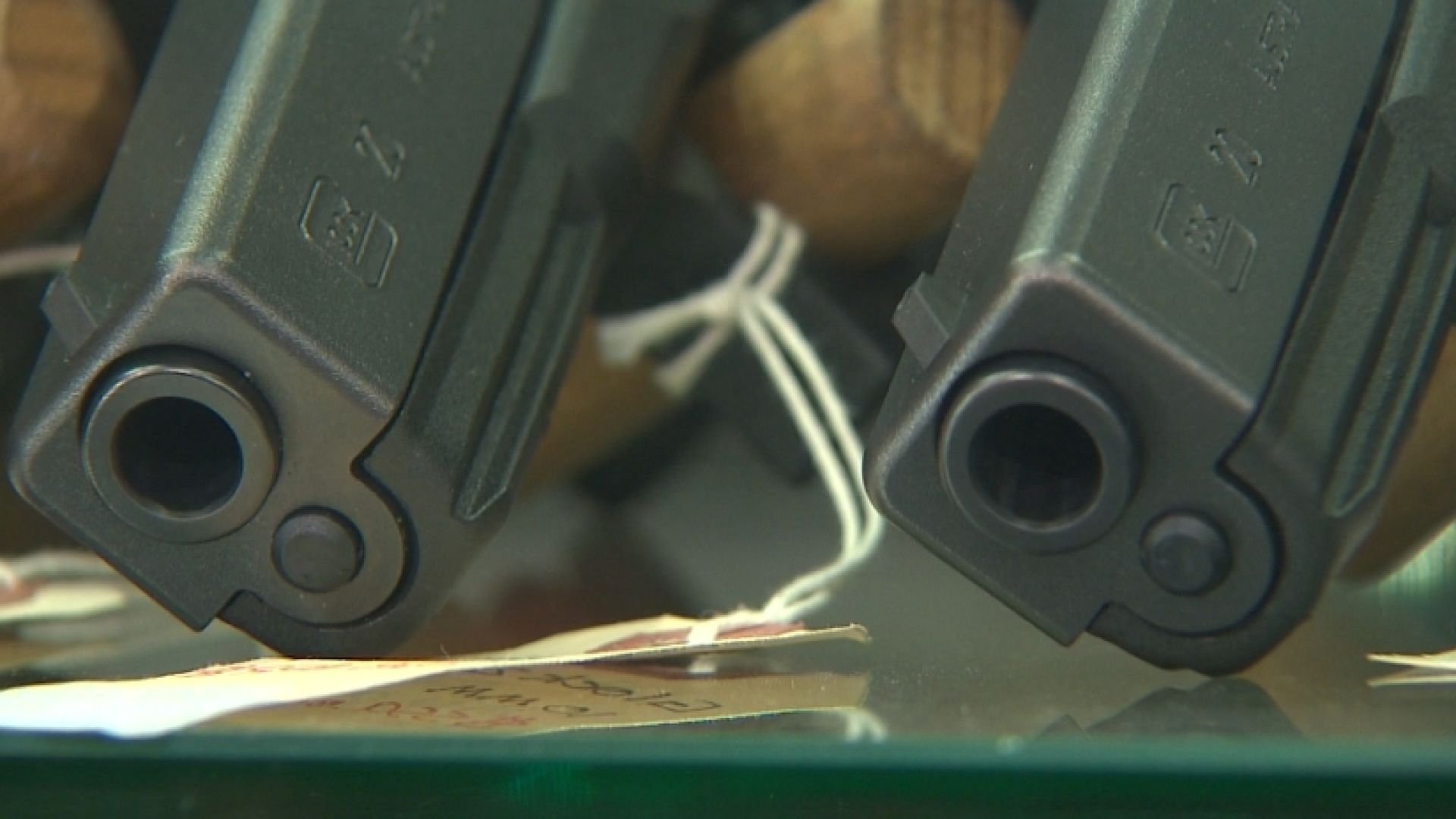A new law in Washington state aims to crack down on the people who attempt to purchase firearms even though they are prohibited because of previous convictions, no-contact orders, or mental illness.