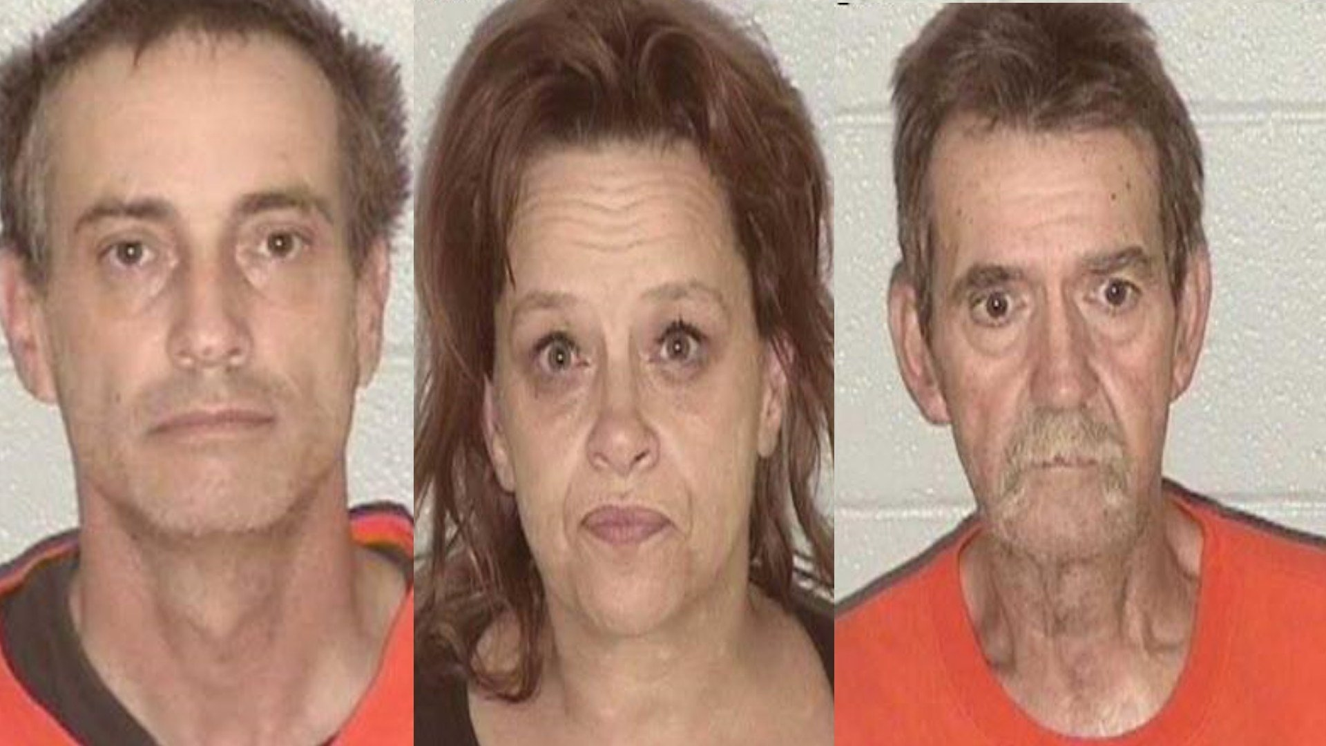 Cain Kelman, Deanna Weber, Ricky Taggart are all facing charges connected to the sex assault of a minor.