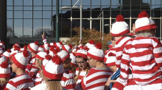 Thousands pack downtown Colorado Springs for Waldo Waldo 5K