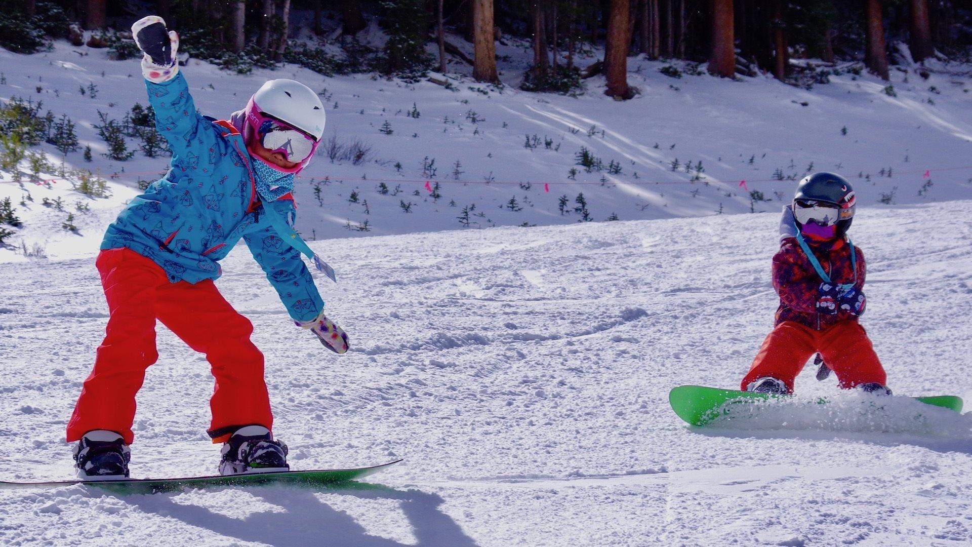 Loveland Ski Area opened for the season on Oct 20th. (Dustin Schaefer)