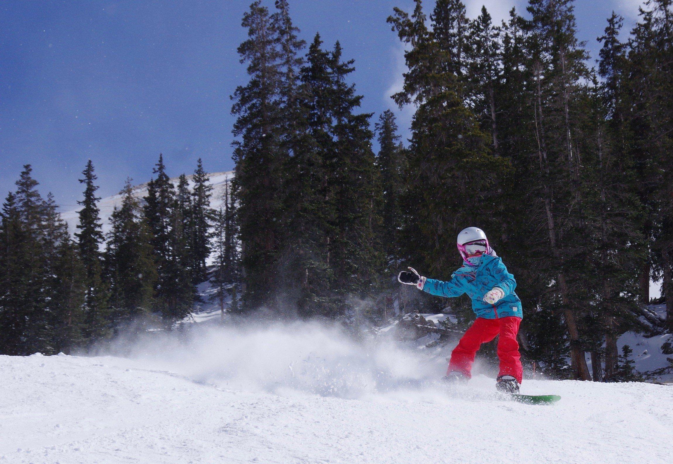 Loveland Ski Area now open (Photo: Dustin Schaefer)