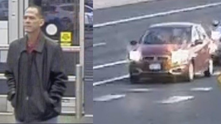 Suspect in Thornton Walmart shooting: 47-year-old Scott Ostrem, last seen driving red '17 Mitsubishi Mirage. CO plate 882TQB.