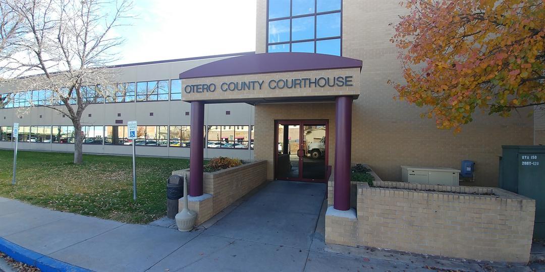 Otero County Courthouse