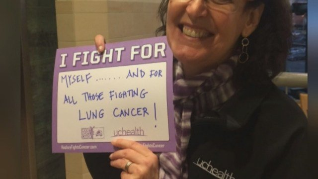 Lung Cancer is responsible for about 1 in every 4 cancer deaths.