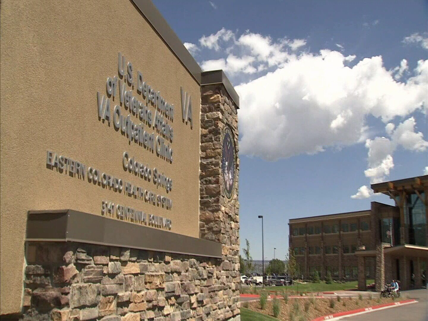 Colorado Springs VA clinic under fire for secret wait times by a new report released by the VA's Inspector General. (KOAA)