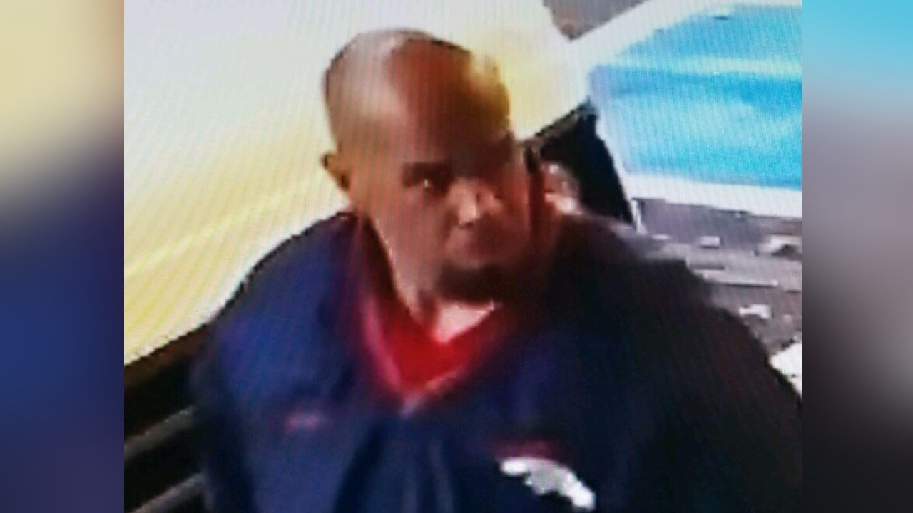Suspect wanted for theft from Colorado Springs Commercial Kitchen on November 5, 2017