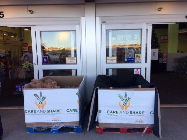 Care and Share collects turkeys for those in need