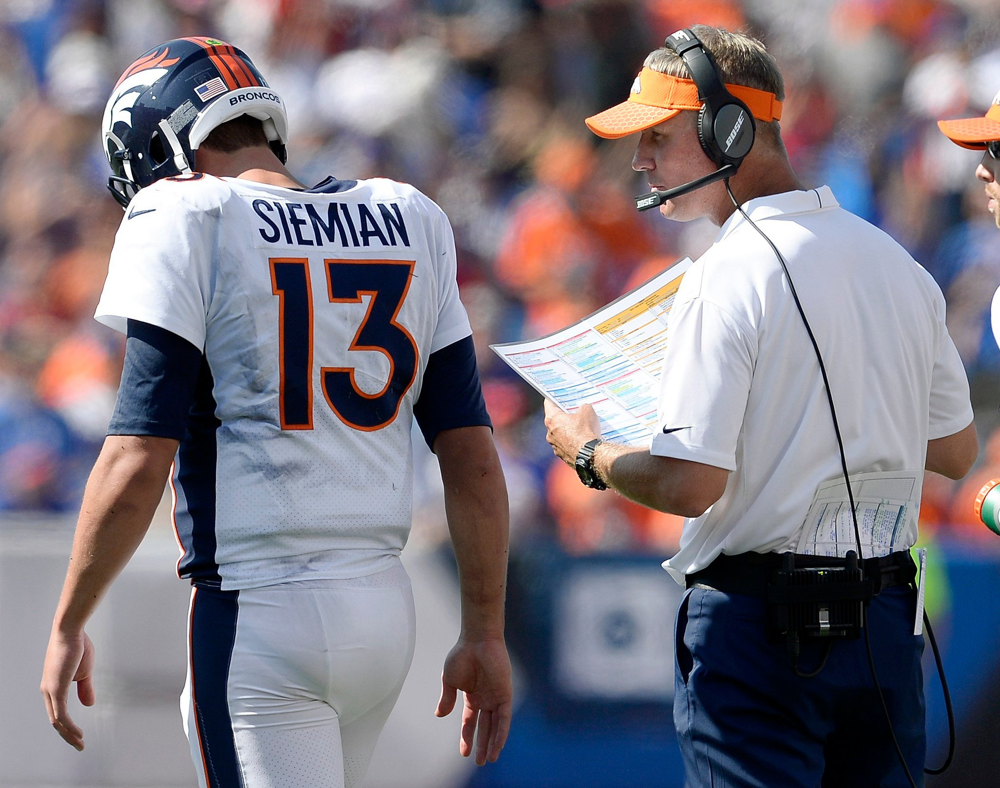 Broncos have bigger issues at work than Mike McCoy