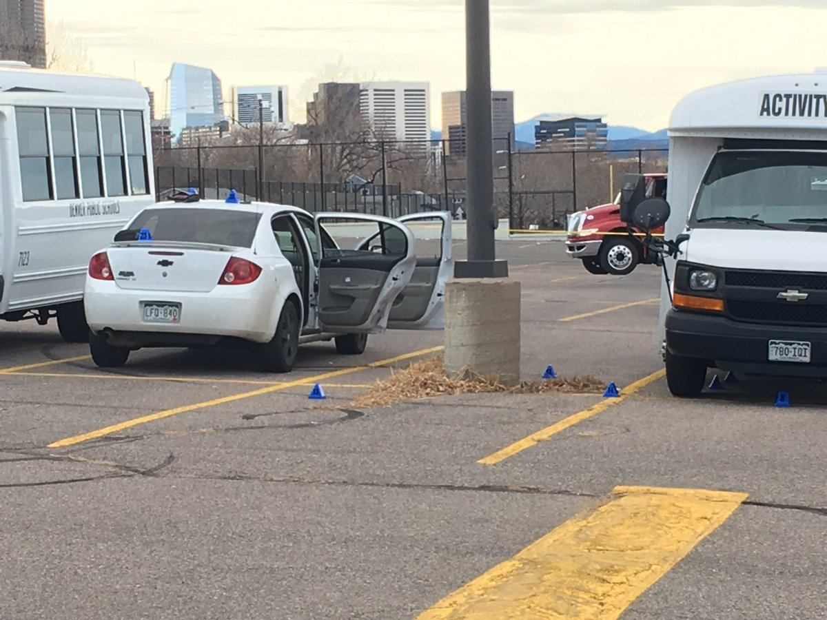 3 people were taken to the hospital after a shooting Thursday, Nov. 23 in the parking lot of Manual high school.