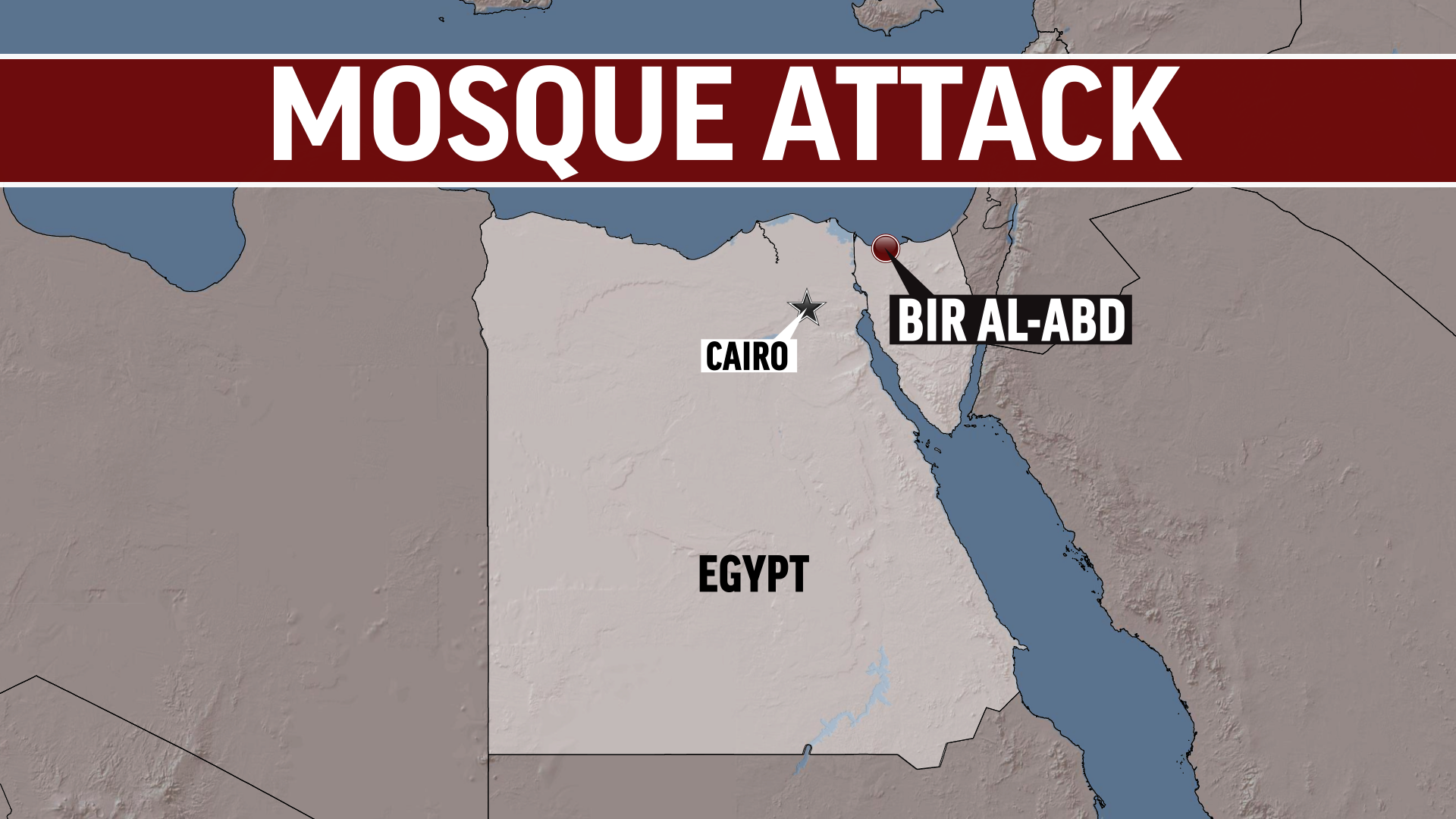 (AP) An attack at a Mosque in Egypt has killed 305 people