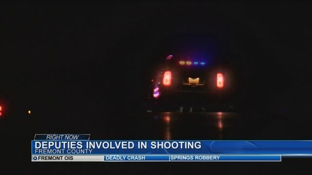 Highway 50 closed on November 26th for an officer involved shooting. (KOAA)