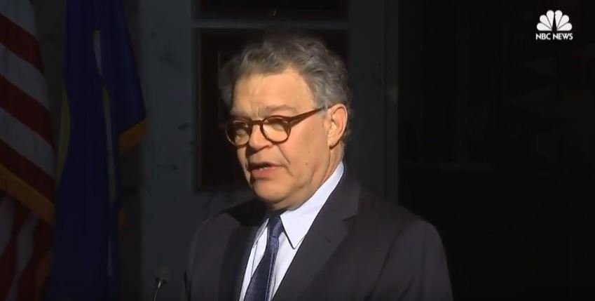 Al Franken will return to Senate despite feeling 'embarrassed' over groping allegations