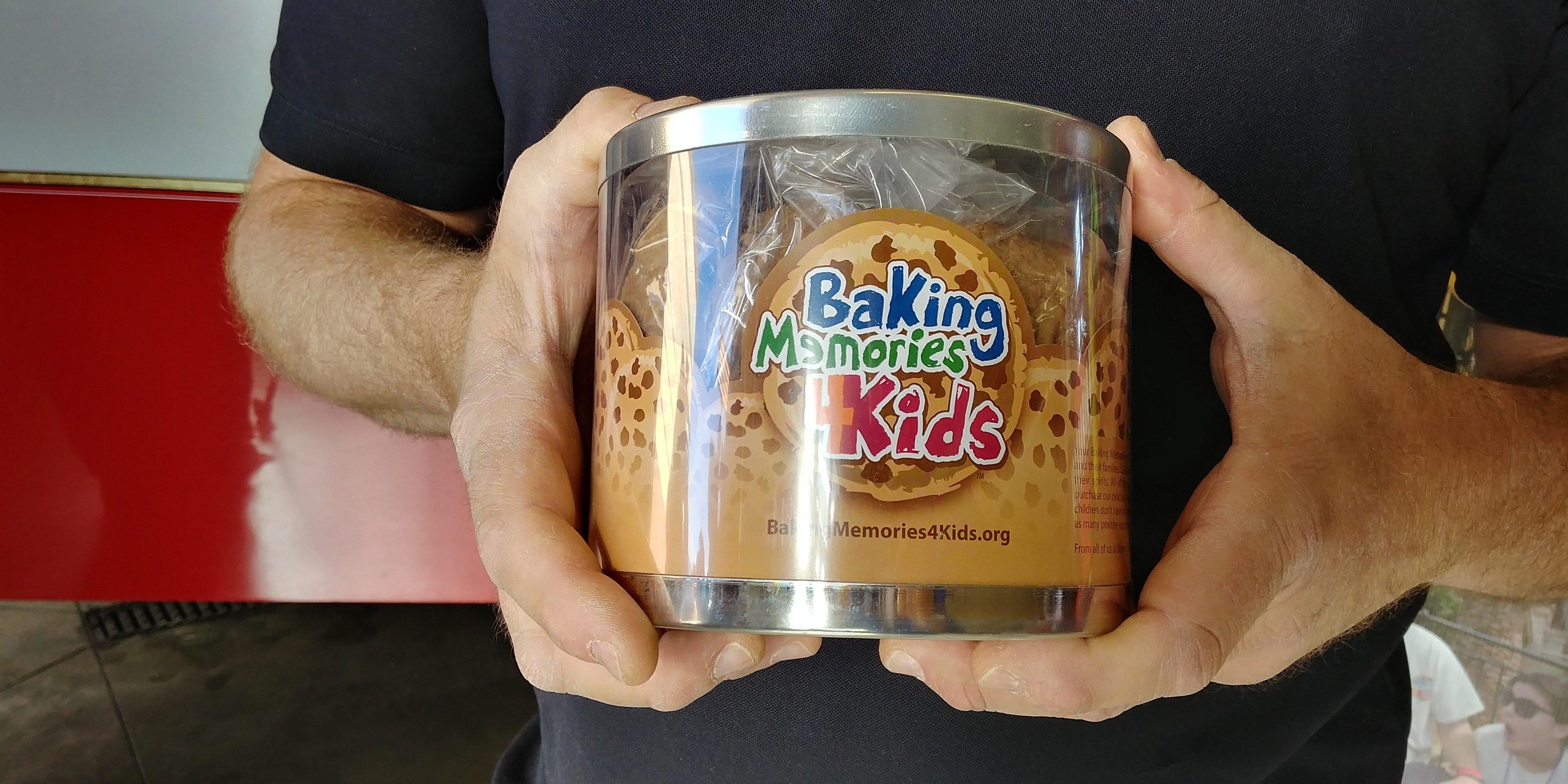 Baking Memories 4 Kids