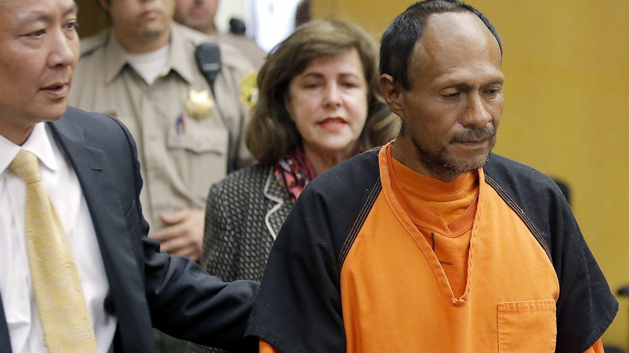 Garcia Zarate acquitted in death of Kate Steinle