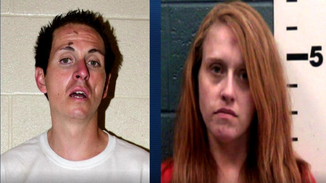 Daniel Allen Lowell and Trista Marie Schlaefli, both of Colorado Springs, held without bond in New Mexico.