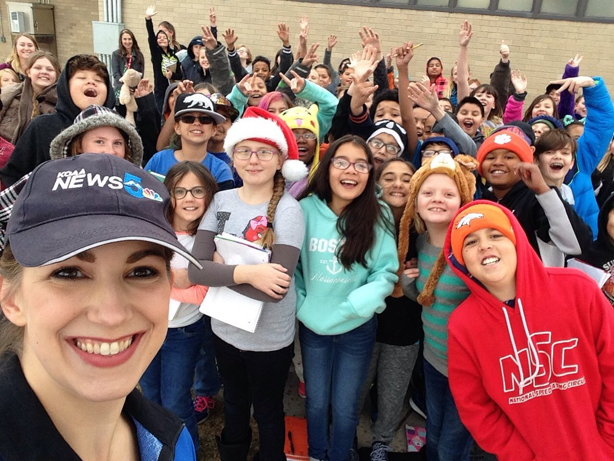 Storm Safe visits French Elementary
