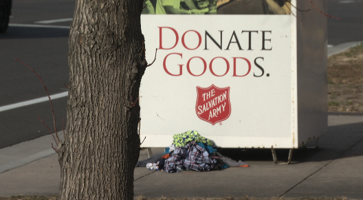 Salvation Army could be re-opening its Weber Street shelter
