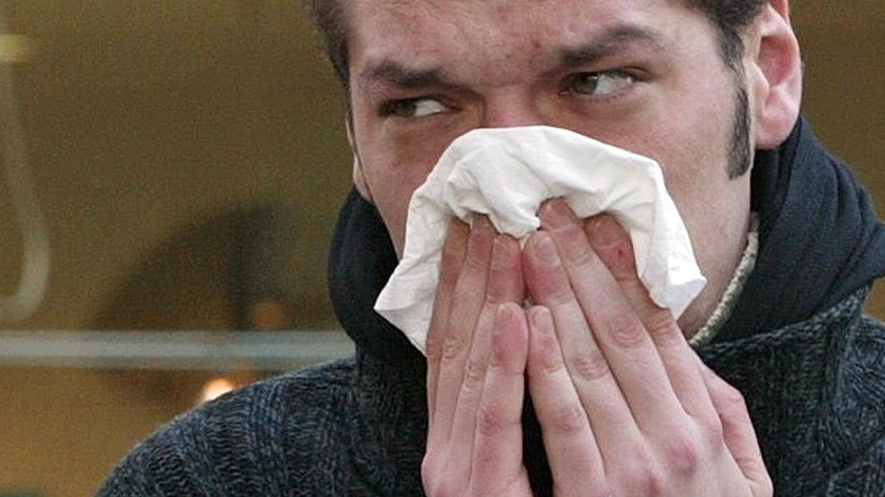 Man flu may be real, study shows