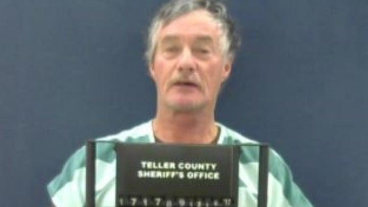 Richard Warren Fretterd was booked into the Teller County Jail on December 14th.