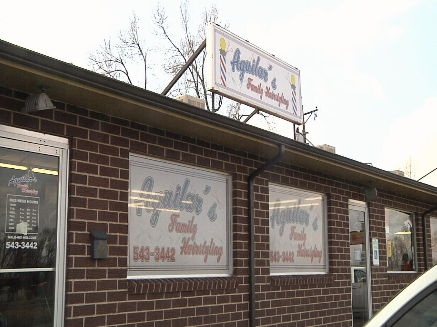 Aguilar's Family Hairstyling on Pueblo's East Side