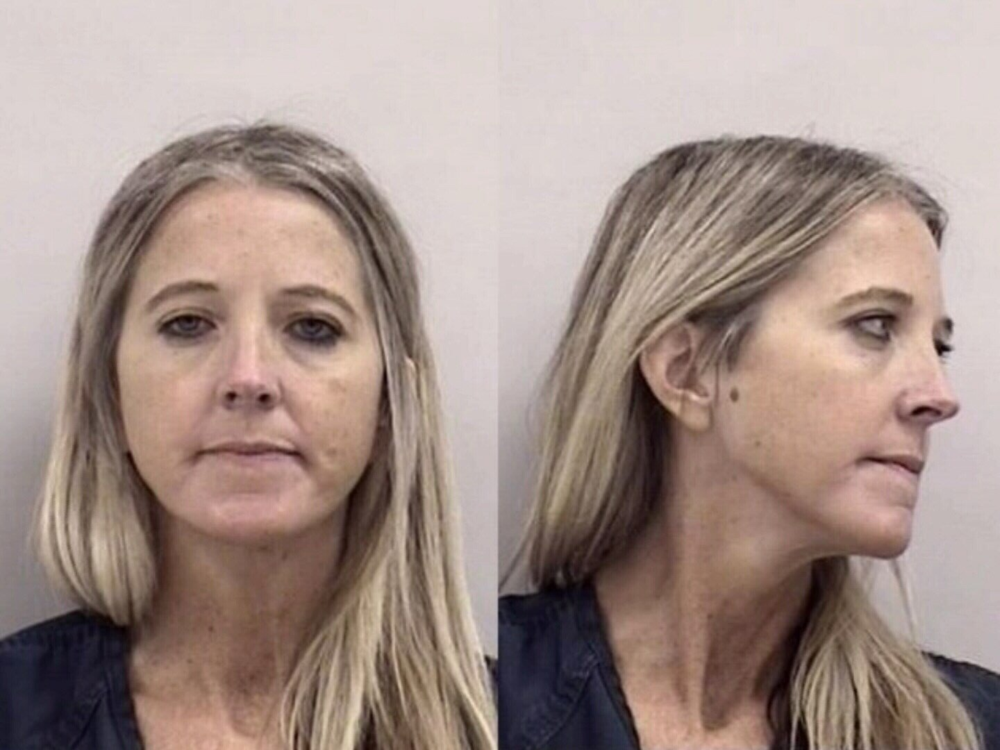 Holly Dalton is a former realtor accused of keeping thousands of dollars of rent payments. She settled a lawsuit against El Paso County after Dalton claims she was choked by another inmate in a courthouse holding cell