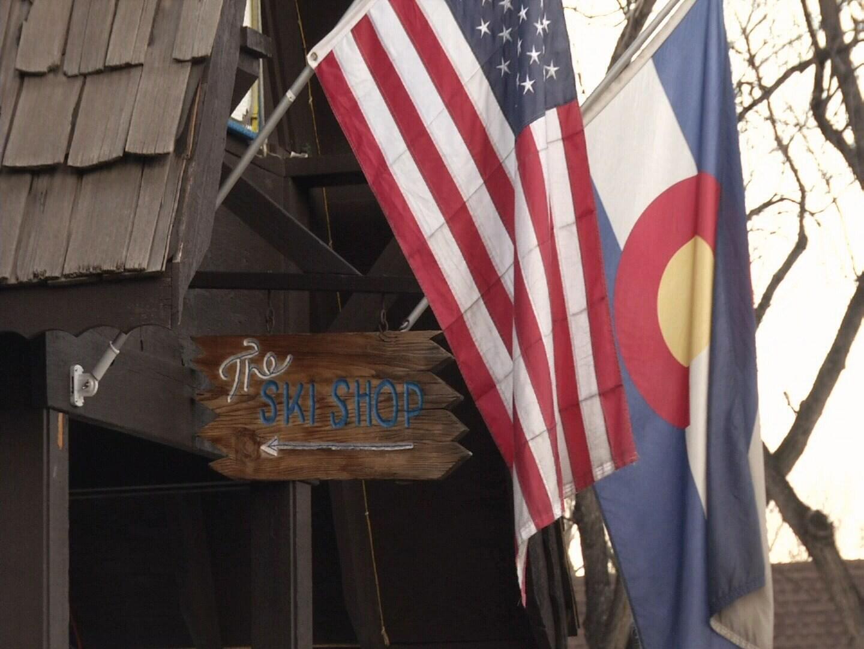 The Ski Shop Inc. hopes for more snow after a slow start to the ski season. (KOAA)