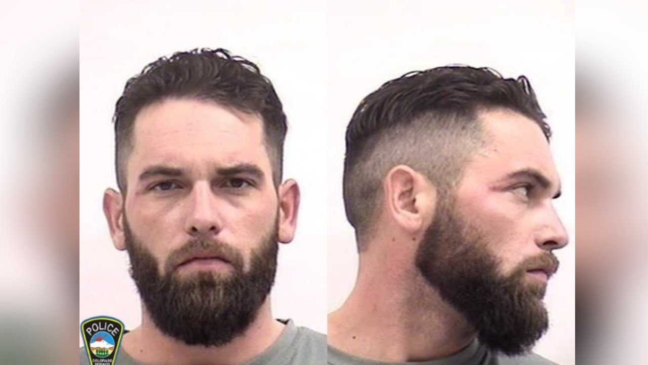 Lorne Harrison  was arrested on 6 Misdemeanor charges which included resisting arrest and an unlawful possession of a firearm offense.