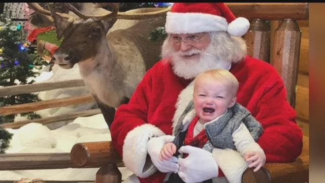 it's important to keep in mind that a visit to Santa should be fun for everyone involved, not just mom and dad.