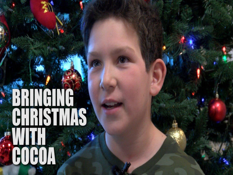 Christmas and cocoa