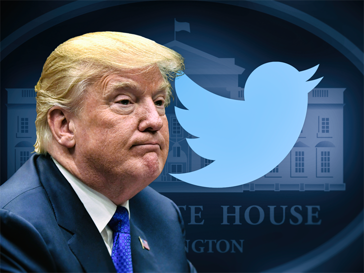 Twitter responds to calls to block Pres. Trump's account
