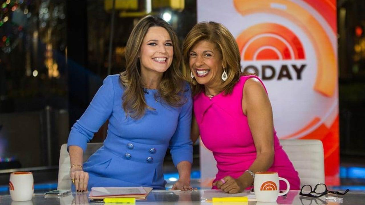 Savannah Guthrie and Hoda Kotb to co-anchor NBC's TODAY