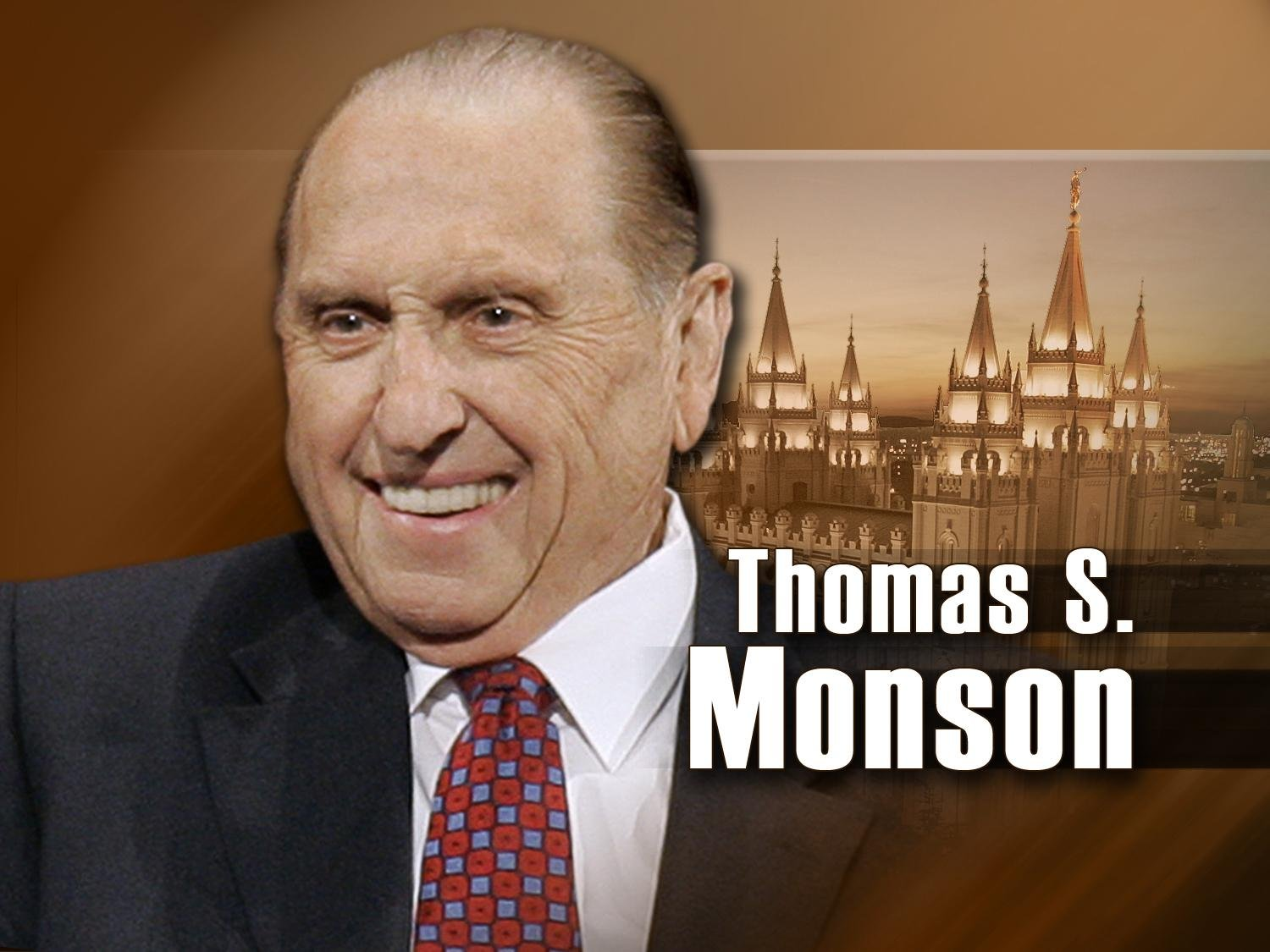 Mormon Church President Thomas Monson