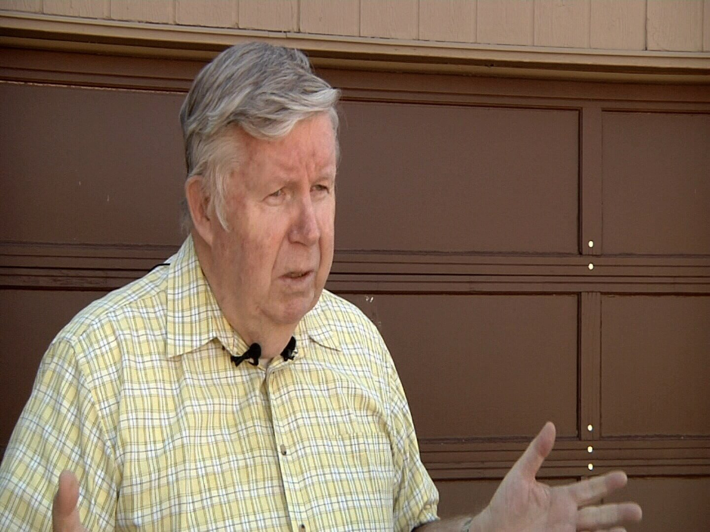 Former County Commissioner and State Assemblyman Douglas Bruce is the author of the Taxpayers Bill of Rights, known as the TABOR Amendment