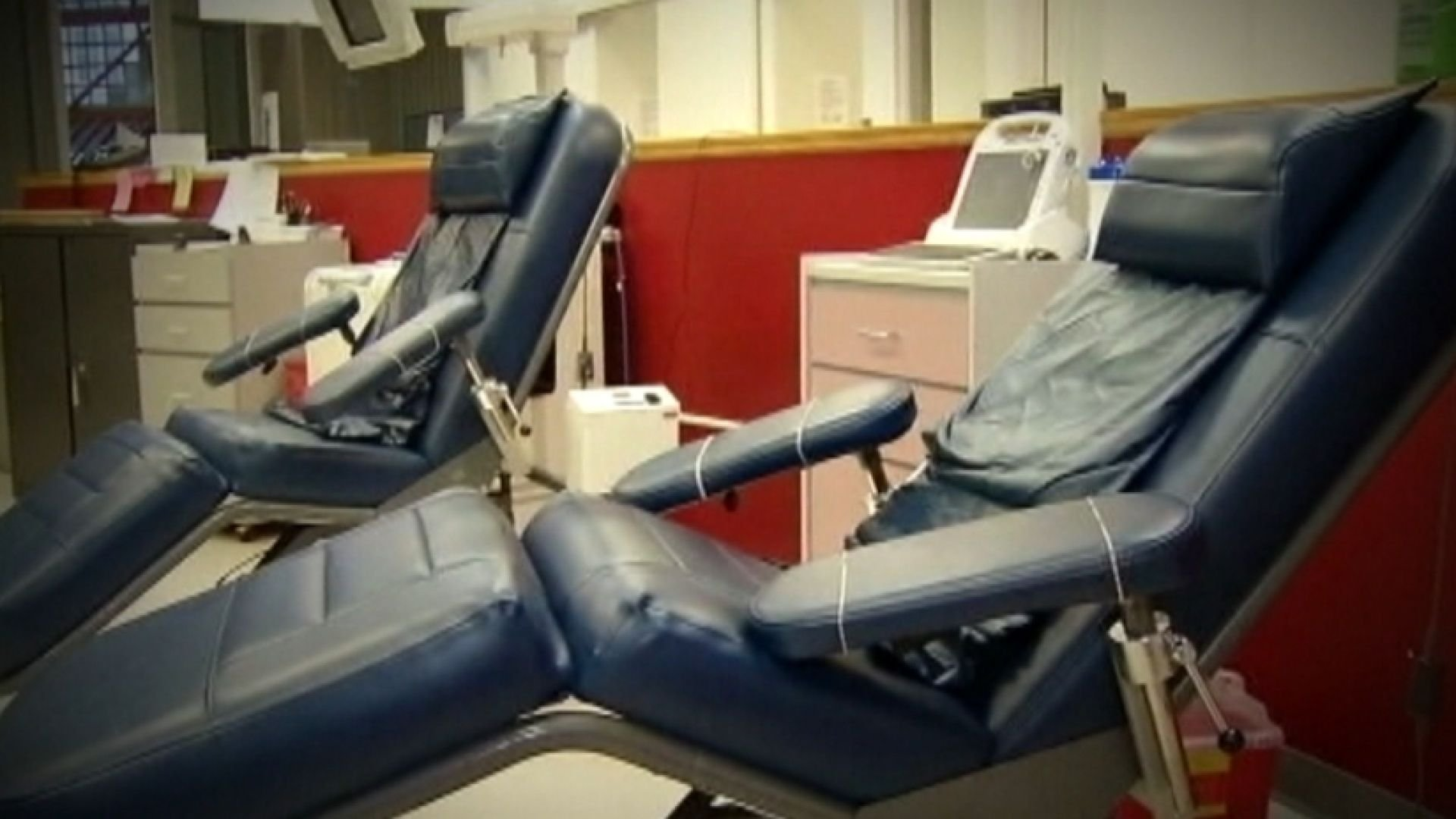 Red Cross blood shortage